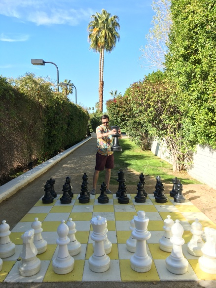 Care for a game of chess?